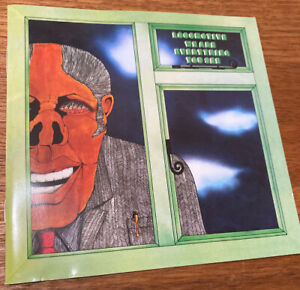 Locomotive - We Are Everything You See (CD) UK Prog 1970 N/Mint 2003 Reissue