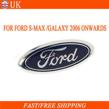 1PCS Front Rear Bonnet Boot Badge Emblem For Ford S-Max /Galaxy 2006 Onwards