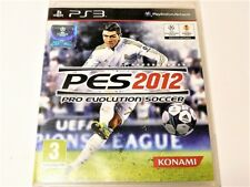 "PES 2012 PS3 R2 USA ""VGC"" AUZ SELLER"