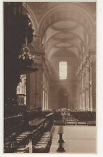London, In St. Pauls Cathedral, Judges L80 Postcard, B061