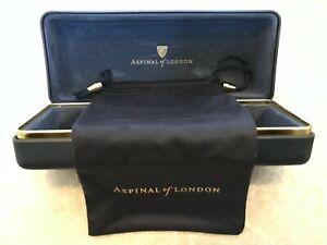 Aspinal of London Designer Unisex Sunglasses Hard & Soft Cases