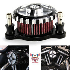 Air Cleaner Intake Filter System Fit Harley Sportster XL883 1200 Forty Eight USA