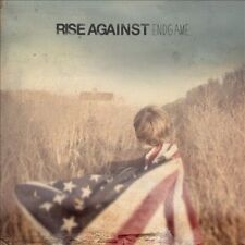 Endgame by Rise Against (CD, Mar-2011, Geffen) Help is on the Way Satellite RARE