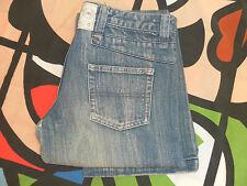 Cat Caterpillar Blue Jeans Talla 12 L32