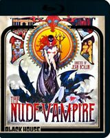 Nuovo The Nude Vampiro Blu-Ray