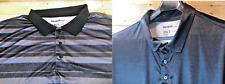 â›³Nwtâ›³ $52 Reebok Golf Speedwick Ss Shirt Gray Stripe 4X 4Xlt 5X 6X Charcoal 5Xl
