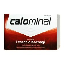 CALOMINAL detox  slimming  fat burn  diet  weight loss cholesterol tab. 60