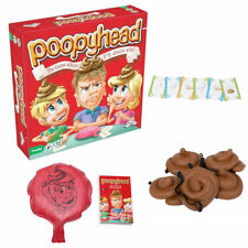 Poopy Head - Fun Kids Board Game Christmas Present Tricky Toys Poopyhead