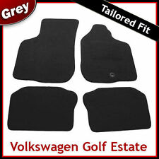 Volkswagen VW Golf Mk3 1991-1997 Tailored Carpet Car Mats GREY