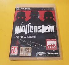 Wolfenstein The New Order GIOCO PS3 VERSIONE ITALIANA