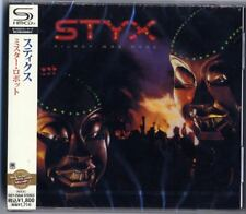 STYX-KILROY WAS HERE-JAPAN SHM-CD D50