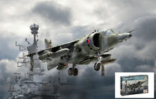 Harrier Gr.3 Fighter Plastic Kit 1:72 Model 1401 ITALERI