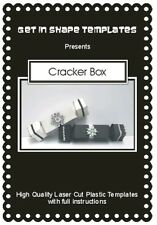STAMPS AWAY - CRACKER BOX TEMPLATE - Get in Shape by Ali Reeve