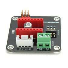 3D Printer 42CH Stepper Motor Driver Shield Expansion Board DRV8825/A4988 QQ