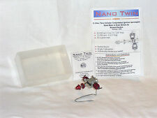 "VERY RARE,SUPERB, NEW-IN-BOX, ""NANO TWIN"", 0.2cc DIESEL MODEL ENGINE BY R GORDON"