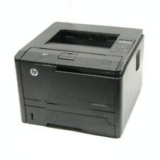 HP LaserJet Pro 400 M401n Monochrome Laser Printer w/ 1,788 Print Impressions