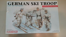 1/35 scale Dragon Models WWII German Ski Troop