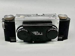 Vintage David White Stereo Realist Camera With Case