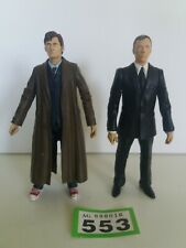 Doctor Who Figures: 10th Doctor David Tennant and The Master 553