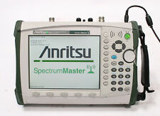 Anritsu MS2721B Spectrum Analyzer 9kHz to 7.1GHz Opt. Tracking Generator AS-IS