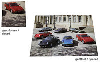 Porsche Prospekt 1975 Autoprospekt 911 SC Turbo 928 S 924 70er J brochure Auto