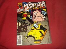 MAVERICK #9  X-Men  Marvel Comics 1998