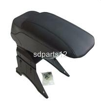 Black Armrest Centre Console Arm rest for FORD FIESTA FOCUS MONDEO ESCORT FUSION