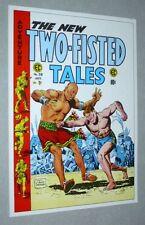Original 1970's EC Comics Two-Fisted Tales 39 cover poster: John Severin art