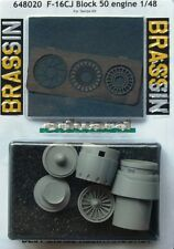 Eduard Brassin 1/48 F-16CJ Block 50 Engine # 648020