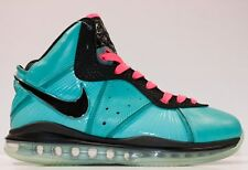 Nike Lebron 8 South Beach Sz 11 jordan air retro xiv xi xii ix space jam bred ix