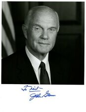 Senator JOHN GLENN Signed Photo