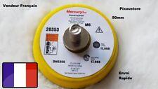"""Support pour disque à poncer diamètre 50mm (2"""") Auto agrippant. Neuf."""