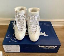 Risport - 265 (C) Royal Pro White Figure Skates Boot Only