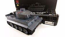 2,4ghz German Tiger 1 Radio Control RC Military Army World War Tank Smoke Sound