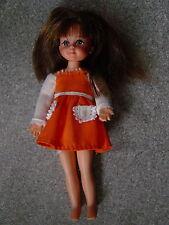 Poupée Barbie -- 60 Il Années poupée-Tutti-avec robe - (cheveux bruns) MADE IN JAPAN