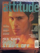 Nick Scott Attitude  Magazine  / Madonna Kiss Me Guido Vol.1 44 Hot Gay Get Over