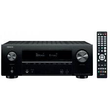 Denon AVRX2600 Network AV Receiver AVRX2600H Black Dolby Atmos Heos
