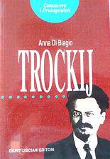 TROCKIJ - biografia - rivoluzione d'ottobre - comunismo - antistalinismo