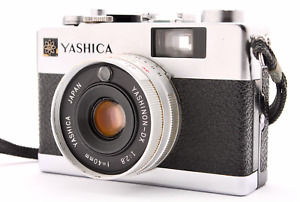 [Near Mint] Yashica Electro 35 MC Rangefinder Camera 40mm F2.8 Lens from Japan