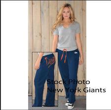 NFL New York GIANTS For Her True Fan  Women's Fleece Pants ~ Large