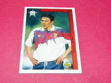 EDIN JESS SCOTLAND FUTURE STARS FOOTBALL CARD UPPER USA 94 PANINI 1994 WM94