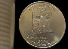 2008-D Denver Mint New Mexico State Quarter SMS