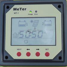Regulador Solar De Batería Dual ePSolar MT-1 MT1 Pantalla LCD Autocaravana Camper T4 5