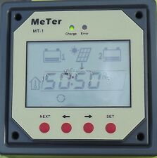 DUAL BATTERY SOLAR REGULATOR EpSolar MT-1 MT1 LCD DISPLAY MOTORHOME CAMPER T4 5