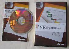 Microsoft Office Project Standard 2003 Windows XP/Vista/Win 7/8/10 Full Version