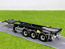 WSI TRUCK MODELS,CONTAINER TRAILER FOR SWAPBODY 3 AXLE