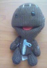 Little Big Planet Sack Boy Plush Figure Stuffed Animal Doll Toy Video Game Merch