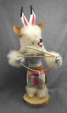 "Native American Hopi Signed DOG Katsina Kachina Doll LARGE 17"" RARE!"