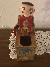 Mattel Bob Routledge Creation Monkey In The Box Rare 1952