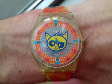 Swatch GENT VINTAGE COLLECTION (2000) GK323 Space Mouse watch COLLECTOR NOS UHR